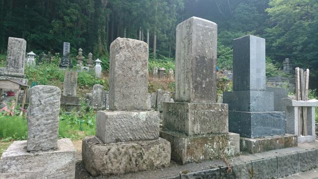 a 03 01 - 【郡山市 A様家】お墓のあく洗い・クリーニング