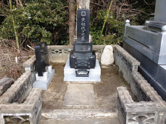 m 01 02 1 - 【いわき市 M様家】お墓のあく洗い・クリーニング