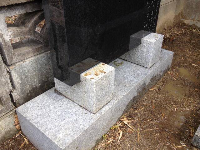 m 05 02 - 【いわき市 M様家】お墓のあく洗い・クリーニング