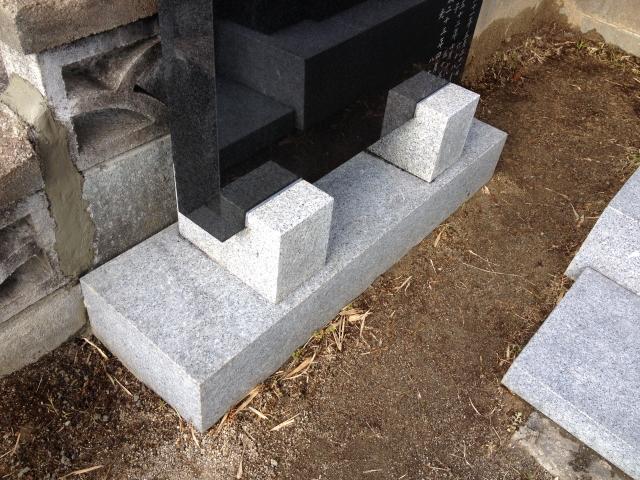 m 05 03 - 【いわき市 M様家】お墓のあく洗い・クリーニング